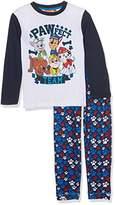 Nickelodeon Boy's Paw Patrol Pawfect Team Pyjama Sets