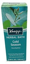 Kneipp Eucalyptus Sinus Relief Herbal Bath - 3.38 oz.