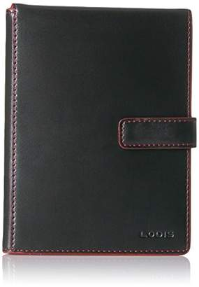 Lodis Audrey RFID Passport Wallet with Ticket Flap
