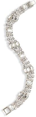 CRISTABELLE Crystal Baguette Line Bracelet