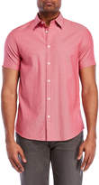 Ben Sherman Pindot Short Sleeve Sport Shirt