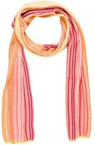 Missoni Striped Rayon Scarf