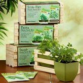 Culinary Herb Planter Seed Kits