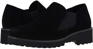 VANELi Zivana (Black WP Suede/Black Elastic) Women's Maryjane Shoes