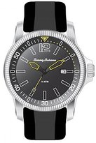 Tommy Bahama RELAX Men's 10024762 Paradise Pilot (Air) Analog Display Japanese Quartz Black Watch