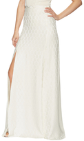 Temperley London Salerno Split Full Skirt