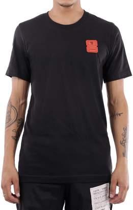 Mr. Saturday Black Human Tour T-shirt
