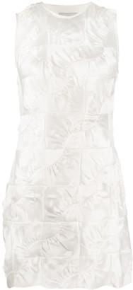 Coperni Ruched Mini Dress