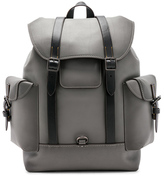 Coach 1941 Gotham Backpack in Gray.