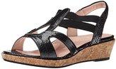 Taryn Rose Women's Tene Wedge Sandal