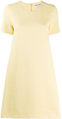 Harris Wharf London textured shift dress