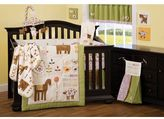 Beansprout with a moo moo bedding coordinates