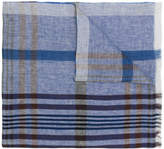 Church's check scarf
