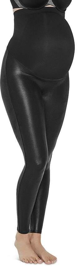 77d165260c158 Maternity Leather Pants - ShopStyle