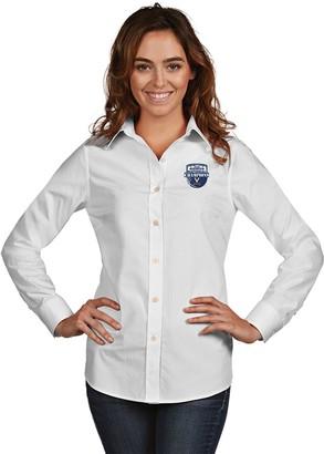 Women's Virginia Cavaliers2019 NCAA Basketball Champs Button-Down Shirt