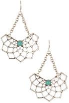 Stephan & Co Chandelier Earrings