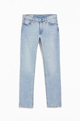 Levi's Levis 511 Paint Splatter Slim Jean