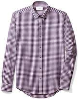 Buttoned Down Men's Slim Fit Button-Collar Sport Shirt