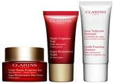 Clarins Super Restorative Skin Starter Kit