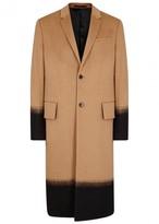 Valentino Dégradé Camel Hair Coat