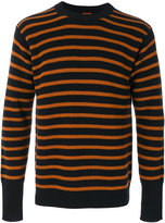 Barena striped ribbed jumper