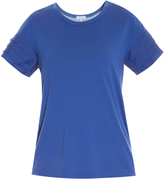 Clu Pleated T-Shirt
