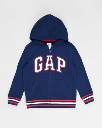 Gapkids Full-Zip Hoodie - Teens