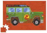 Crocodile Creek Safari Vehicle 48-Piece Puzzle