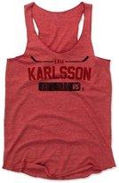 500 Level Erik Karlsson Athletic R Ottawa Women's Tank Top S