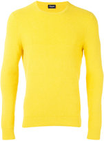 Drumohr crew neck jumper - men - Cotton/Polyamide - 46