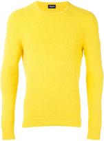Drumohr - crew neck jumper - men - Cotton/Polyamide - 50