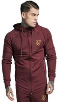 SikSilk Zonal Full Zip Hoody