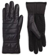 URBAN RESEARCH Women's U|R Seamed Stretch Tech Gloves