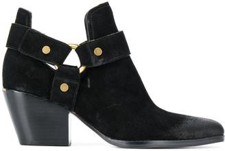 MICHAEL Michael Kors Pamela ankle boots