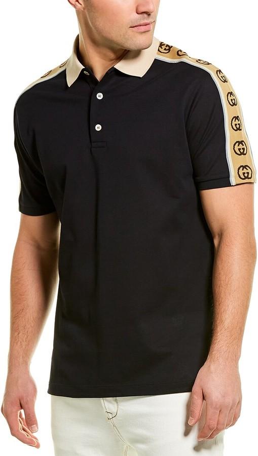 G Stripe Polo Shirt