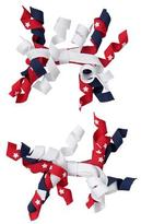Gymboree Curly Ribbon Clips