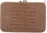 Valentino Embossed Clutch