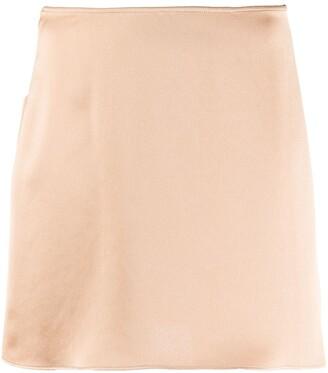 Andamane Slip Mini Skirt