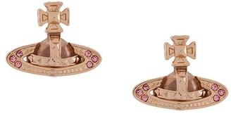 Vivienne Westwood Pina Bas Relief orb earring