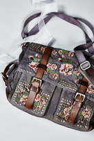 Womens BED OF ROSES MESSENGER