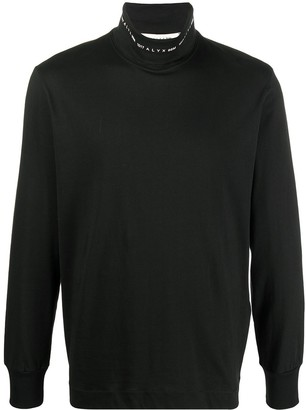 Alyx high neck long-sleeved T-shirt