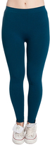 Navy Compression Leggings - Women
