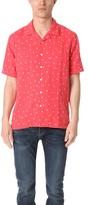Levi's Ditsy Floral Short Sleeve Shirt