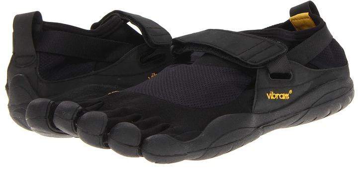 Vibram FiveFingers KSO (Black/Black) - Footwear