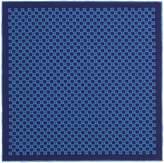 Gucci Square G print silk pocket square