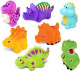 Dinosaur Bath Buddies Toy Set