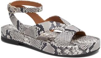 Kate Spade Marshmallow Platform Sandal