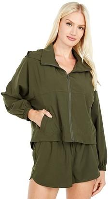 O'Neill Lexington (Dark Olive) Women's Clothing