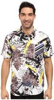 Robert Graham Gold Mining Short Sleeve Woven Shirt