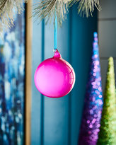 Jim Marvin Playful Brights Collection Bubble Gum Ornament, Hot Pink